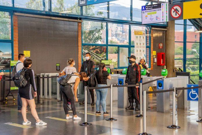 Desde este lunes 21 de septiembre el Metro regresa a su horario habitual