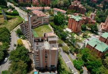 Mesa técnica pide declarar calamidad pública Continental Towers y Asensi