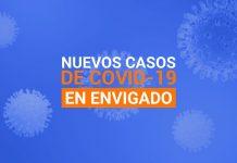 Reporte de casos covid 19 del 11 de septiembre de 2020 en Envigado
