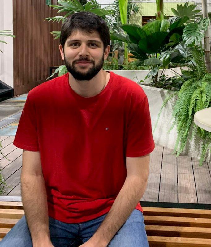 Diego José Granados, CEO de la aplicación Workep