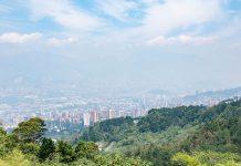 Calidad del aire estudio de la Universidad Nacional