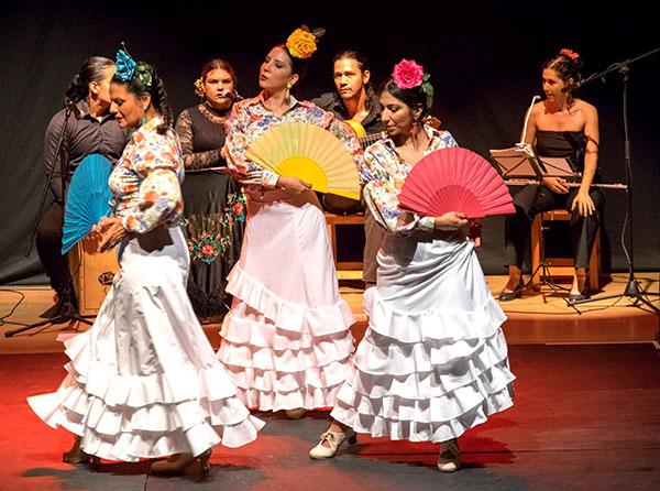 Flamenco en Medellín