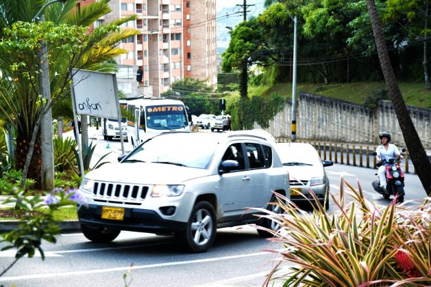 pico y placa en Medellín este martes 22 de septiembre