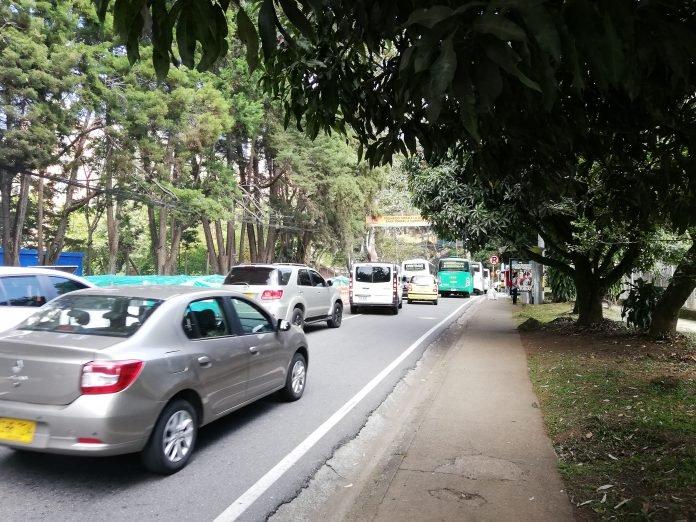 pico y placa en Medellín este jueves 12 de noviembre