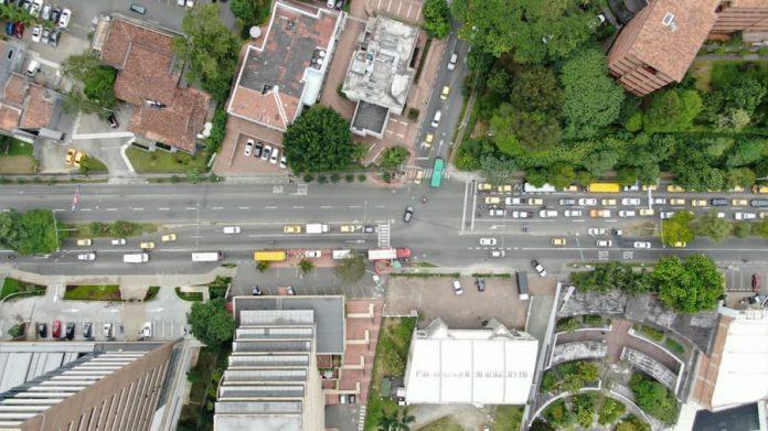 placa en Medellín este jueves 3 de diciembre
