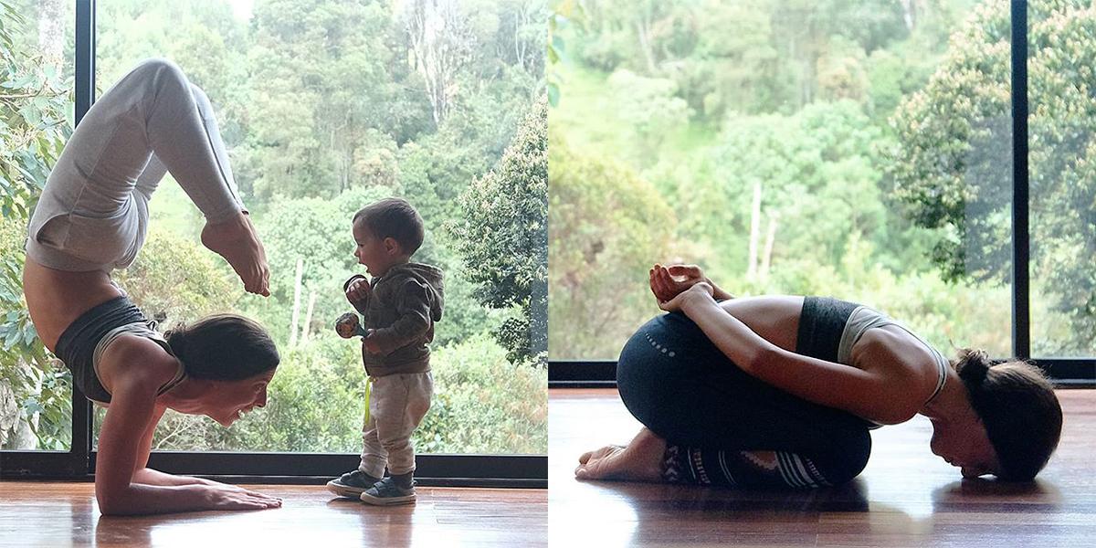 Andrea Fernandez de @radhi.yoga
