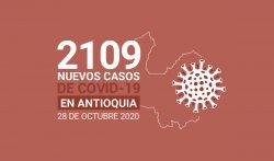 2020-10-28 - Reporte COVID Antioquia