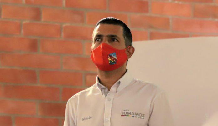 Braulio Espinosa Alcalde de Envigado