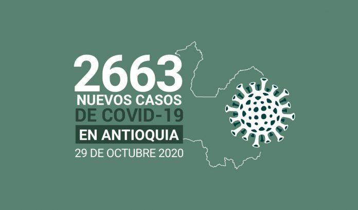 Colombia reportó 8.717 nuevos contagios de covid-19 y 188 fallecidos