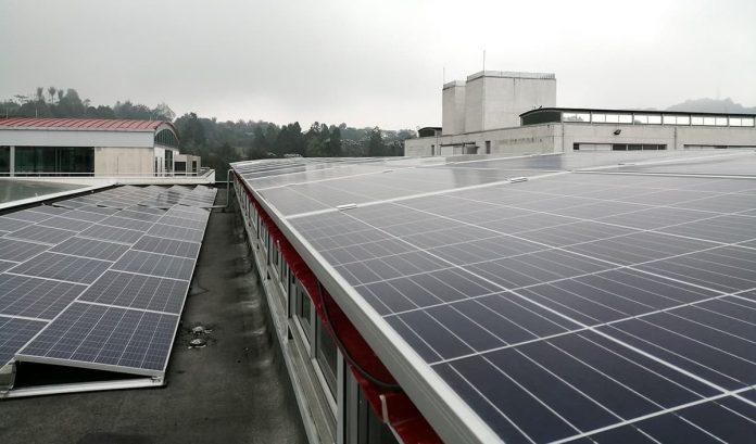 EIA inaugura hoy su planta de energía solar fotovoltaica