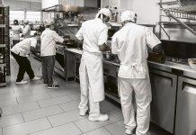 El concepto de dark kitchen o cocina oculta