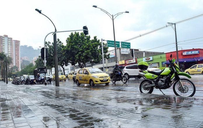 El fenómeno de La Niña redujo contingencia ambiental en Medellín y el Aburrá