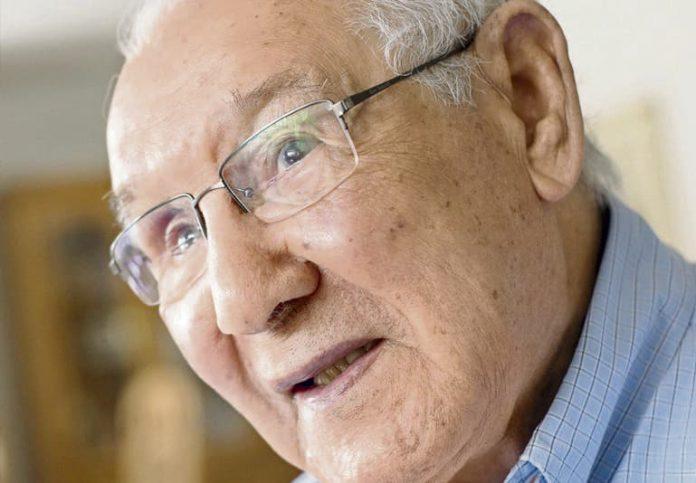 El ingeniero civil Chiquito Caicedo