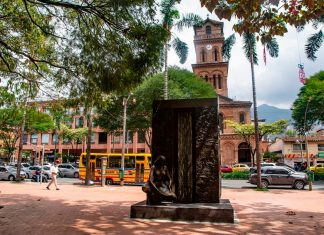Paro nacional en Medellín y El Poblado este Miércoles 21 de octubre