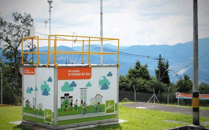 Estación #44 - Medellín, El Poblado - Tanques La Ye EPM