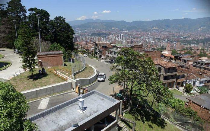 Estación #80 - Medellín, Villahermosa - Planta de producción de agua potable EPM