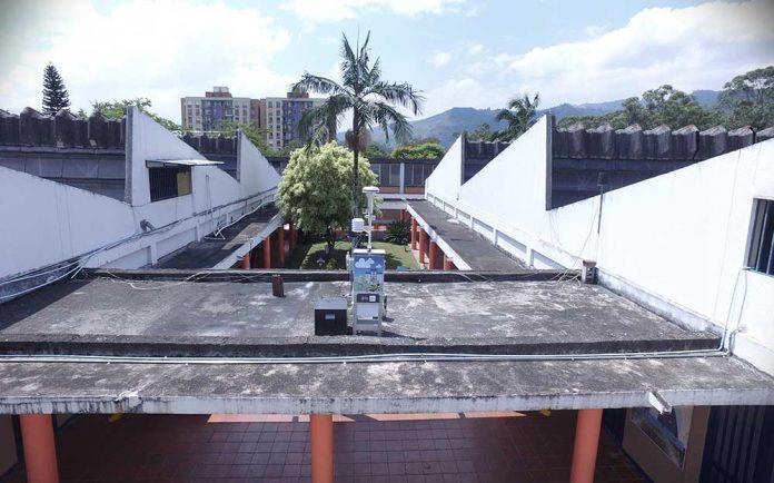 Estación #83 - Medellin, Belén - I.E Pedro Justo Berrio
