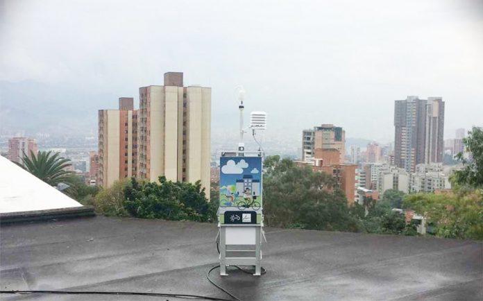 Estación #84 - Medellín, El Poblado - I.E INEM sede Santa Catalina