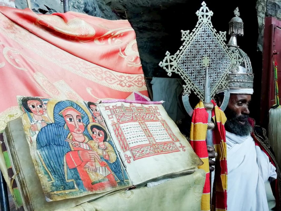 Etiopía: un arte del pasado que vive en el presente