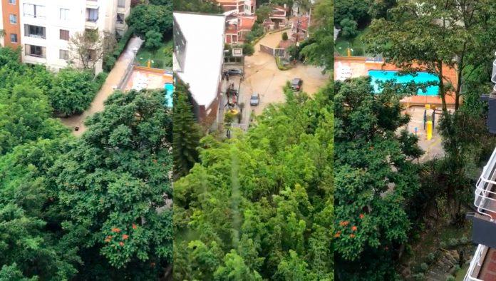 Identifican causa de las corrientes de agua en la Loma del Indio
