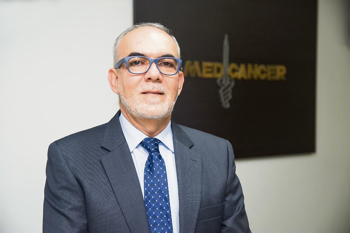 Jaime Londoño, director ejecutivo de Medicáncer