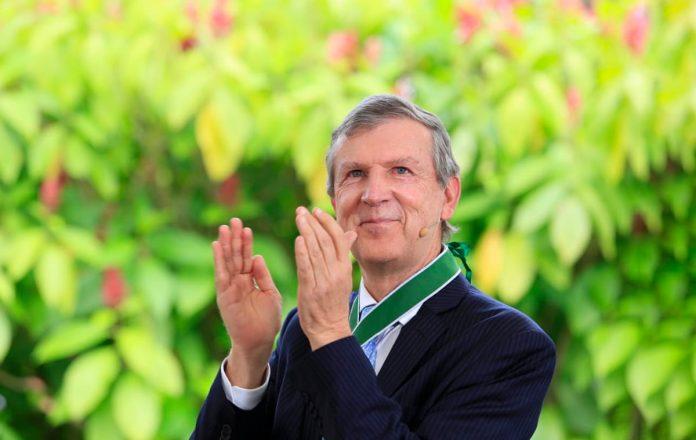 Juan Luis Mejía Universidad EAFIT Reconocimiento