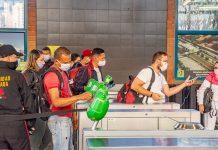 Por toque de queda y ley seca, Metro de Medellín modificará su servicio este fin de semana