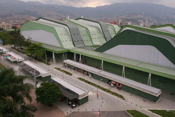 Reapertura de los coliseos del estadio en Medellín Inder