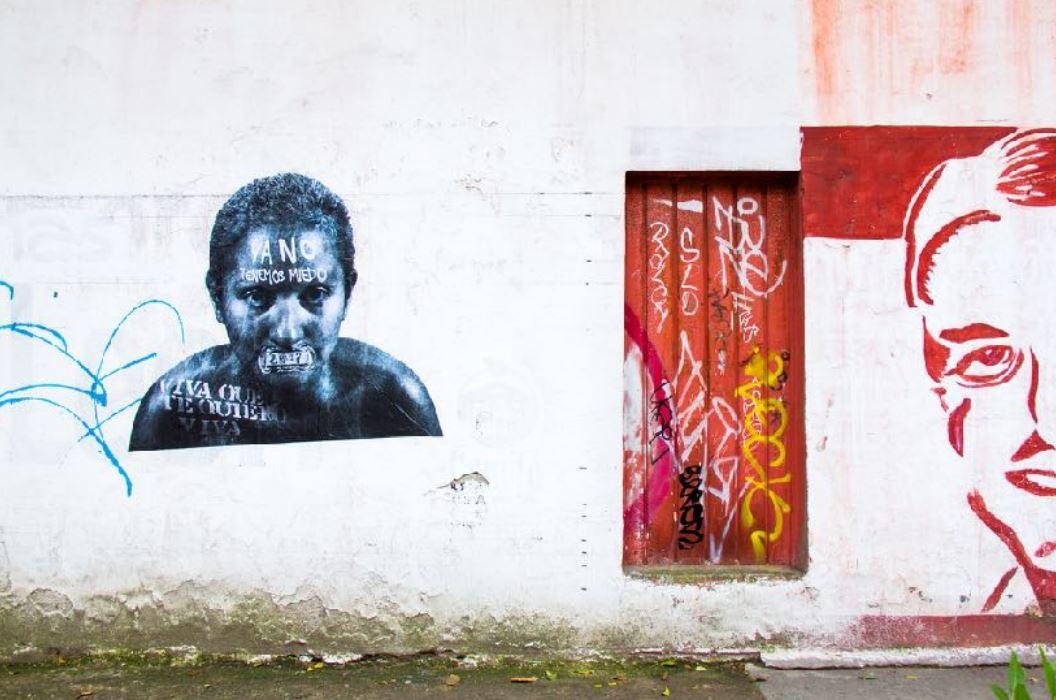 Walking together, obras de arte en subasta que denuncian la violencia contra la mujer 01