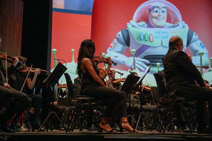 Memorables bandas sonoras de películas con la Orquesta Filarmónica de Medellín