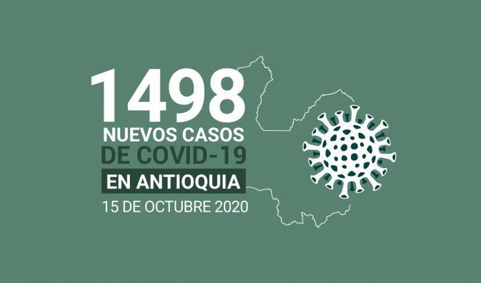 COVID: Casos de coronavirus en Colombia hoy 14 de octubre