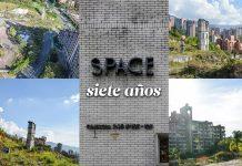 edificio space siete aniversario