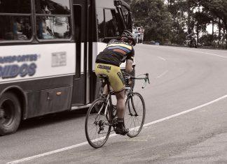 Seguridad vial de ciclistas en vías de Medellín