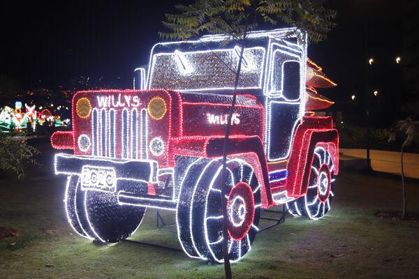 Alumbrado navideño en Medellín Las maravillas turísticas de Colombia