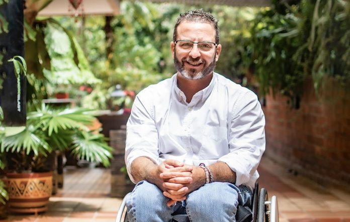 """BERNY BLUMAN: """"La discapacidad no es incapacidad, sino diferencia"""""""