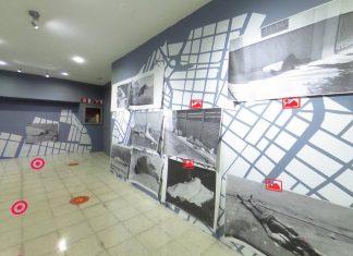 Durmientes, Exposición 360º de la Alianza Francesa