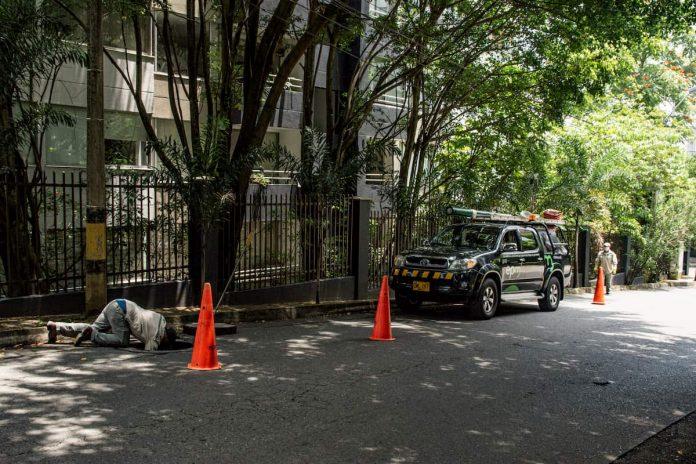 EPM comienza el proyecto Renovación del colector La Volcana