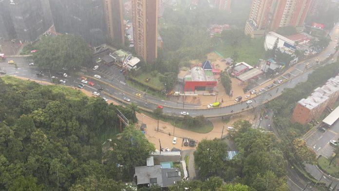 En Medellín se han presentado más de mil 500 emergencias por la temporada invernal