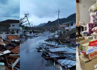 Fi Providence iniciativa que busca ayudar a los damnificados del huracán