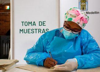 Hoy finaliza jornada de pruebas gratuitas de COVID-19 en El Poblado