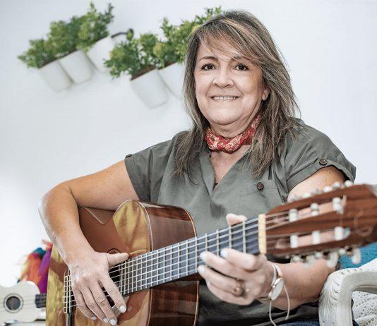 Ligia Pérez Los niños y la música, una mezcla gratificante