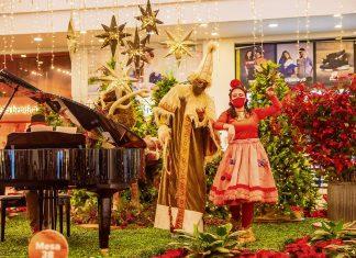 Los centros comerciales de Medellín listos para la temporada de navidad