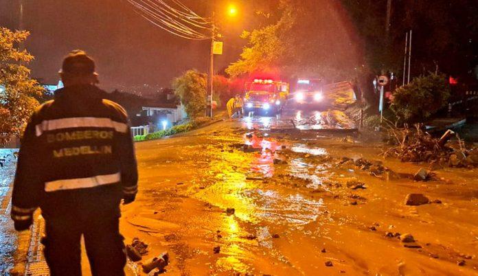 Nueva emergencia por inundación en la Loma del Indio