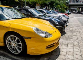 Encuentro Porsche Classic Brunch en Medellín