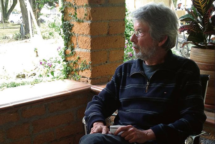 Tomás González y sus recuerdos de Otraparte