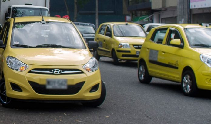 Gremio de taxistas llegó a estos acuerdos con el Gobierno local luego de la movilización