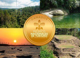 Premios nacionales de Turismo