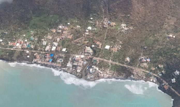 San Andrés, Providencia y Santa Catalina claman por ayuda tras huracán Iota