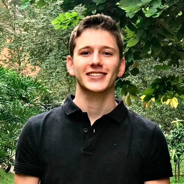 Camilo Isaza Gómez, estudiante de Ingeniería Adminsitrativa EIA