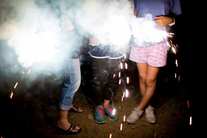 Fin de semana sin incidentes con pólvora en Medellín